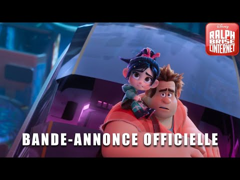 RALPH BRISE L'INTERNET - Bande annonce officielle 2