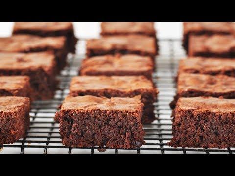 Brownies Recipe Demonstration - Joyofbaking.com
