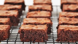 Brownies Recipe Demonstration - Joyofbaking.com