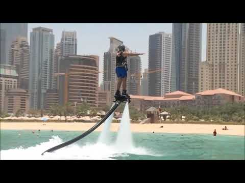 Hydro Water Sports Dubai with MBC Action