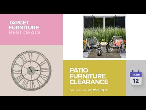 Patio Furniture Clearance Target Furniture Best Deals