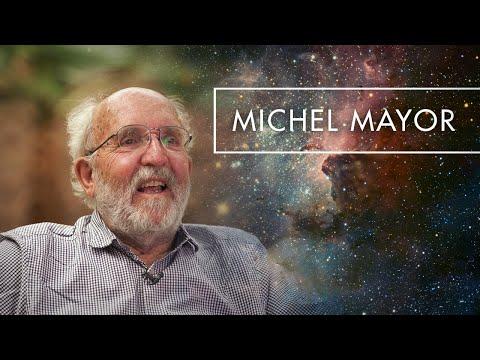 Entretien avec Michel Mayor, découvreur de la première exoplanète et prix Nobel de physique