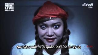 Hài hàn xẻng  Búp bê Annabelle parody