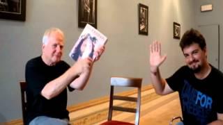 Frank Lisciandro saluta i fan di thedoors.it