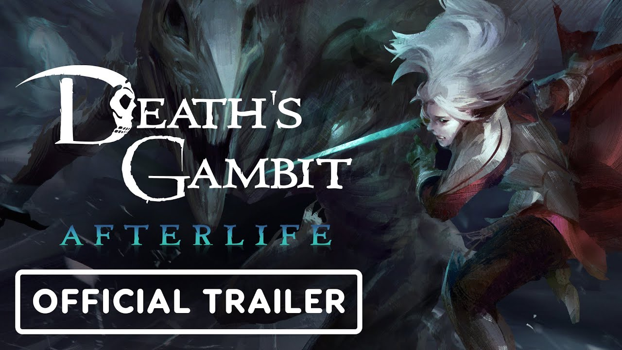 Death's Gambit: Afterlife - Official Trailer | Summer of Gaming 2021 - IGN