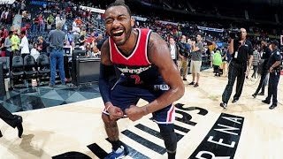 John Wall Shifts The Momentum With the Big Block! | April 28, 2017