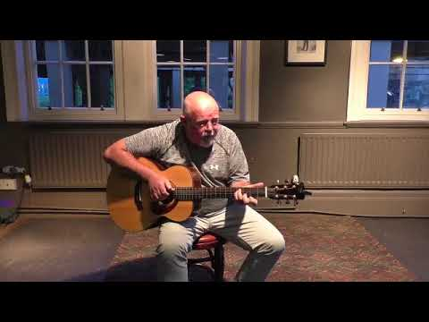 Terry Docherty at The Bridge - The Poor Folk of St Vincent (Eric Von Schmidt)