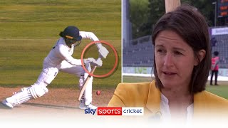 Analysing batting techniques and how to improve your game! 🏏 | Lydia Greenway masterclass