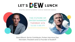 Let's DEW Lunch Webinar with Studio71 (April 14, 2020)