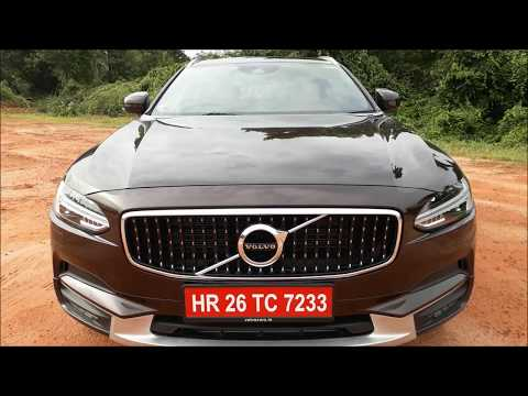 Volvo V 90 Cross Country First Brief Glimpse