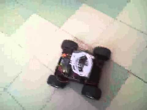 robot with compactRIO
