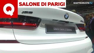 Debutto a Parigi per la nuova BMW Serie 3!