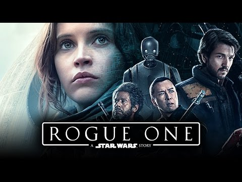 ROGUE ONE Trailer 3 Release Date REVEALED! New Poster Image Shows All Characters! A Star Wars Story