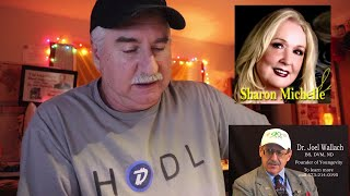 Psychic Sharon Michelle 2nd reading DGB PILLAR LTC and Doc Wallach Health products