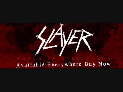Slayer - Playing with Dolls with Lyrics