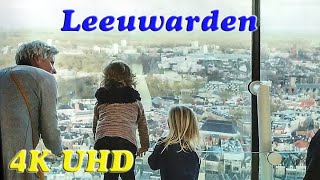 Leeuwarden From Above 4K UHD • 12.29.18 • Day 1744