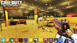 """""""FIRST ROOM MCDONALDS ZOMBIES"""" (EXTREMELY HARD) - BLACK OPS 3 """"CUSTOM ZOMBIES"""" MAP (COD: Zombie Mod)"""