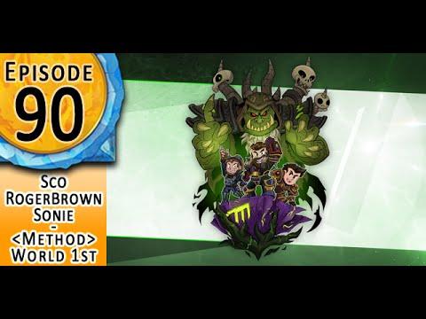 Final Boss #90 - Sco, Roger & Sonie: Method World 1st