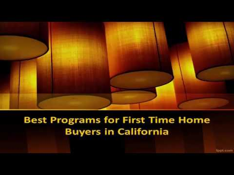 best programs for first time home buyers in california youtube. Black Bedroom Furniture Sets. Home Design Ideas