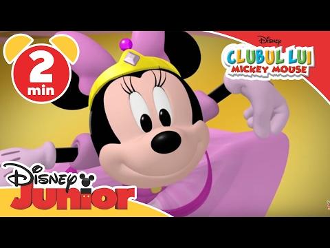 Clubul lui Mickey Mouse - Minnie a ajuns la bal. Doar la Disney Junior!