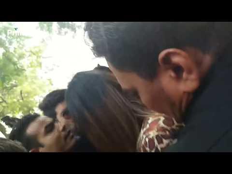 Zareen Khan SLAPS Her Molester In Aurangabad During Store Launch Mp3