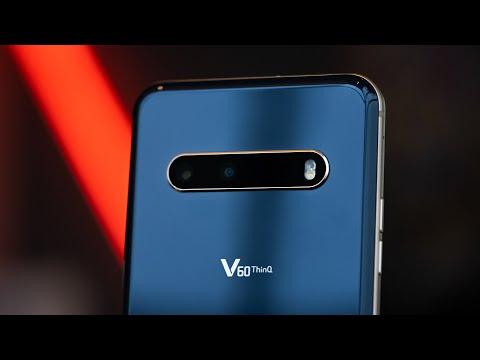 LG V60 hands-on: Upgrades that matter