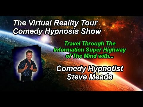 Wichita Kansas Comedy Hypnotist