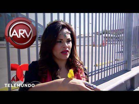 Vidente tuvo un encuentro con espíritu de Jenni Rivera | Al Rojo Vivo | Telemundo
