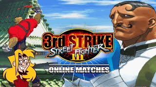 3S RETURNS...Dudley The Rose Master: 3rd Strike - The Online Warrior Episode 93