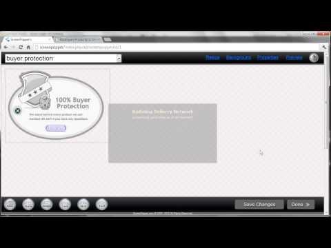 ScreenPopper Pop-up Advertising Platform