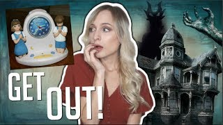 FORCED TO MOVE FROM THIS HAUNTED HOUSE