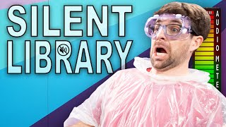 Smosh Takes on The Silent Library Challenge