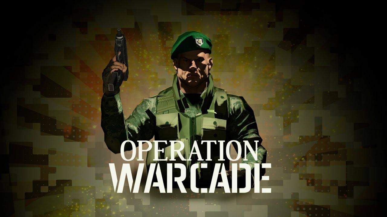 """סיקור: """"Operation Warcade"""""""