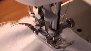 Sewing Machine Types 1: Stitches