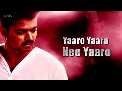 Nee Yaaro - Full Song with Lyrics - Kaththi