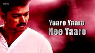 Cover images Nee Yaaro - Full Song with Lyrics - Kaththi