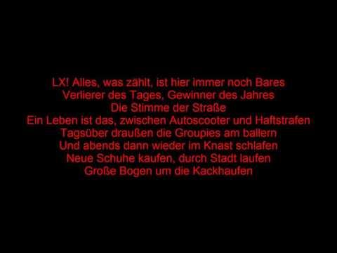 Gzuz - Optimal (Lyrics)