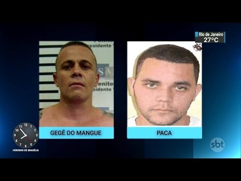 Disputa interna entre chefes de facção pode aumentar a criminalidade | SBT Brasil (03/03/18)