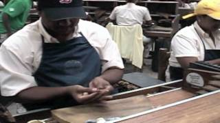 Making a Premium Hand Made Cigar