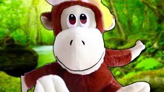 SEÑOR CHANGO ES EL REY DE LA SELVA !! | Banana Kong