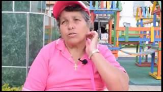 Eulalia López una ama de casa apasionada por la música