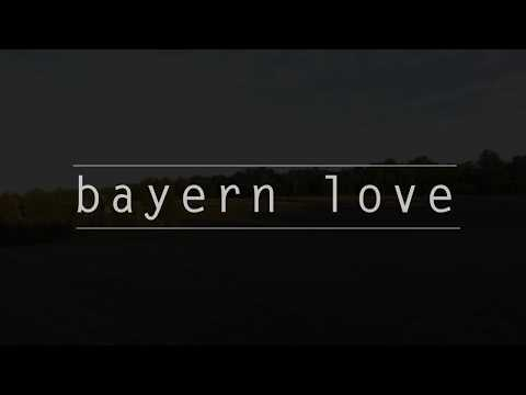bayern love - nature - drone (4K)