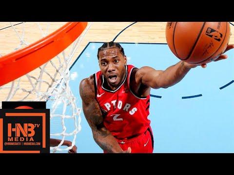 Toronto Raptors vs Memphis Grizzlies Full Game Highlights | 11.27.2018, NBA Season