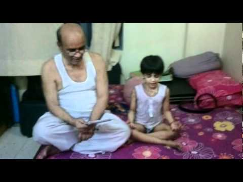 UNBELIEVABLE - Sloka Chanting By 4 Year Old