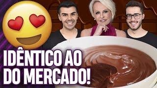 FIZEMOS O DANETE CASEIRO DA ANA MARIA BRAGA DO MAIS VOCÊ! | Virou Festa