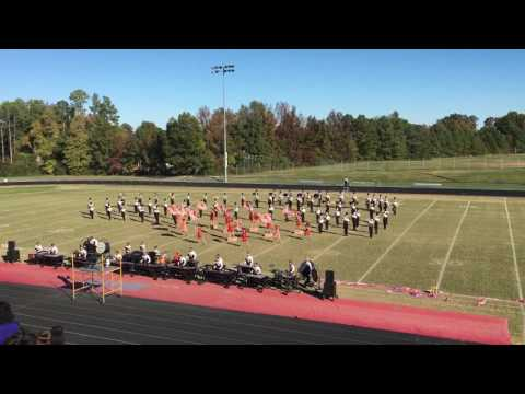 Powhatan High School Marching Band 2016 | Liturgical Sketches