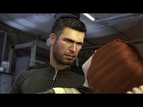 Splinter Cell: Conviction - Mission #3 - Price Airfield