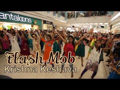 Krishna Keshava | Flash Mob by ISKCON Bangalore