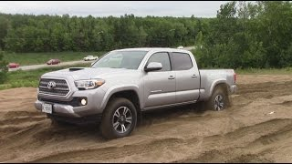 2016-2018 Toyota Tacoma 4x4 TRD SPORT - The most complete review EVER!
