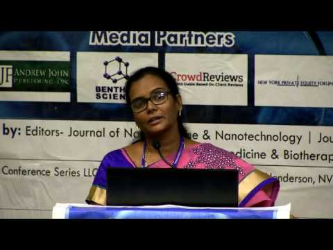 N John Sushma | India | Medical Nanotechnology 2016 | Conference Series LLC